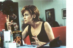 Carolyn Hennesy in the film version of Surprise