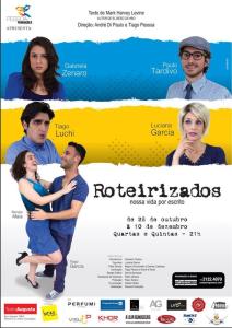 Roteirizados Poster