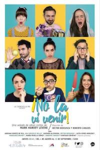 No La Vi Venir Poster